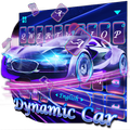 Faster Car Keyboard Theme