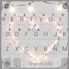 Fairy Lights Heart icon