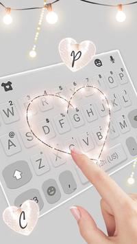 Fairy Lights Heart 스크린샷 1