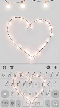 Fairy Lights Heart 스크린샷 4