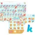 Flowers Emoji Keyboard