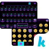 Flash Emoji Kika KeyboardTheme icon