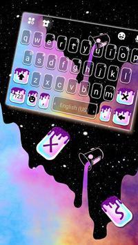 Galaxy Color Drip 截图 1