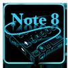 Galaxy Note8 आइकन