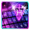 Chủ Đề Bàn Phím Galaxy 3d Hologram biểu tượng