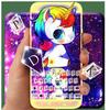 Chủ Đề Bàn Phím Galaxy Unicorn biểu tượng