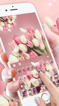 Girly Pink Tulip screenshot 1