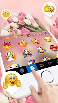 Girly Pink Tulip screenshot 3