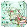 Klawiatura motywów Green Floral Garden ikona