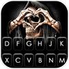 Grim Reaper Skull Love आइकन
