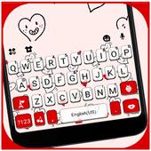 Hearts Doodles 아이콘