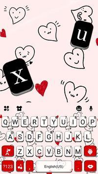 Hearts Doodles 스크린샷 4