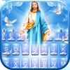 Chủ Đề Bàn Phím Holy Jesus biểu tượng
