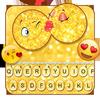 Kiss Emoji icono