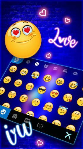 Love Heart Neon Wallpapers Keyboard Background Apk 1 0 Download For Android Download Love Heart Neon Wallpapers Keyboard Background Apk Latest Version Apkfab Com