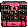 Luxury Bowknot Keyboard Theme