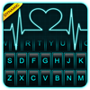 Neon Heart Love icon