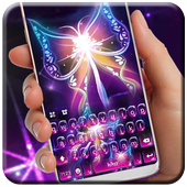 Neon Butterfly icon