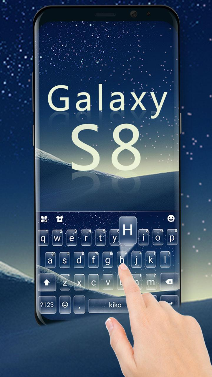 Keyboard for Galaxy S8 for Android - APK Download