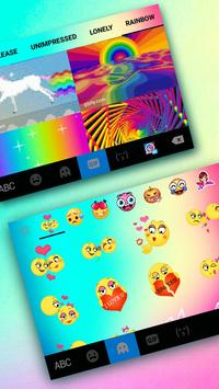 Hình nền bàn phím New OS 11 ảnh chụp màn hình 3