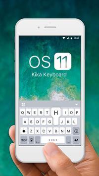 Os11 키보드 테마 스크린샷 1