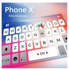 Yeni Havalı Phone X Klavye Teması simgesi
