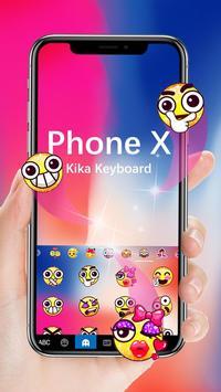 Keyboard for Phone X screenshot 3