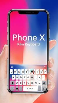 Keyboard for Phone X screenshot 2