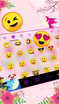 Pink Floral Hearts screenshot 2