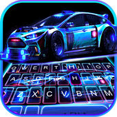 Racing Sports Car 아이콘