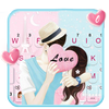 Romantic Couple Love 아이콘