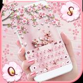 Chủ Đề Bàn Phím Sakura Floral biểu tượng