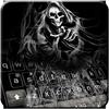 Grim Skull Reaper Keyboard Theme 아이콘