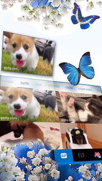 Spring Blue Butterfly screenshot 3