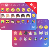 New 2019 P Emoji Free Stickers icon