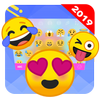 Emoji One Stickers for Chatting apps(Add Stickers) иконка