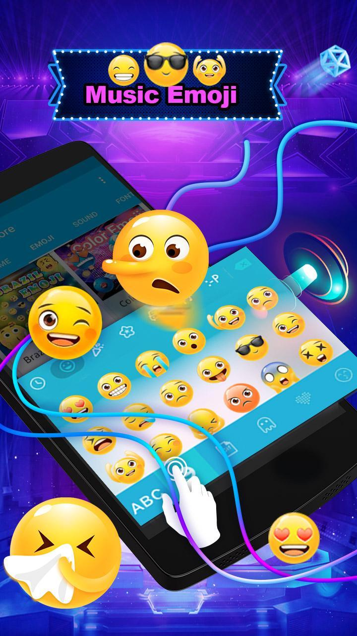 Free Music Emoji Sticker for Android - APK Download