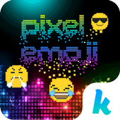 Pixel Emoji icon