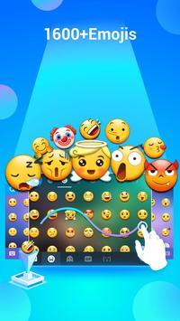 New 2019 Emoji for Chatting Apps (Add Stickers) постер