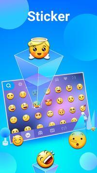 New 2019 Emoji for Chatting Apps (Add Stickers) скриншот 3