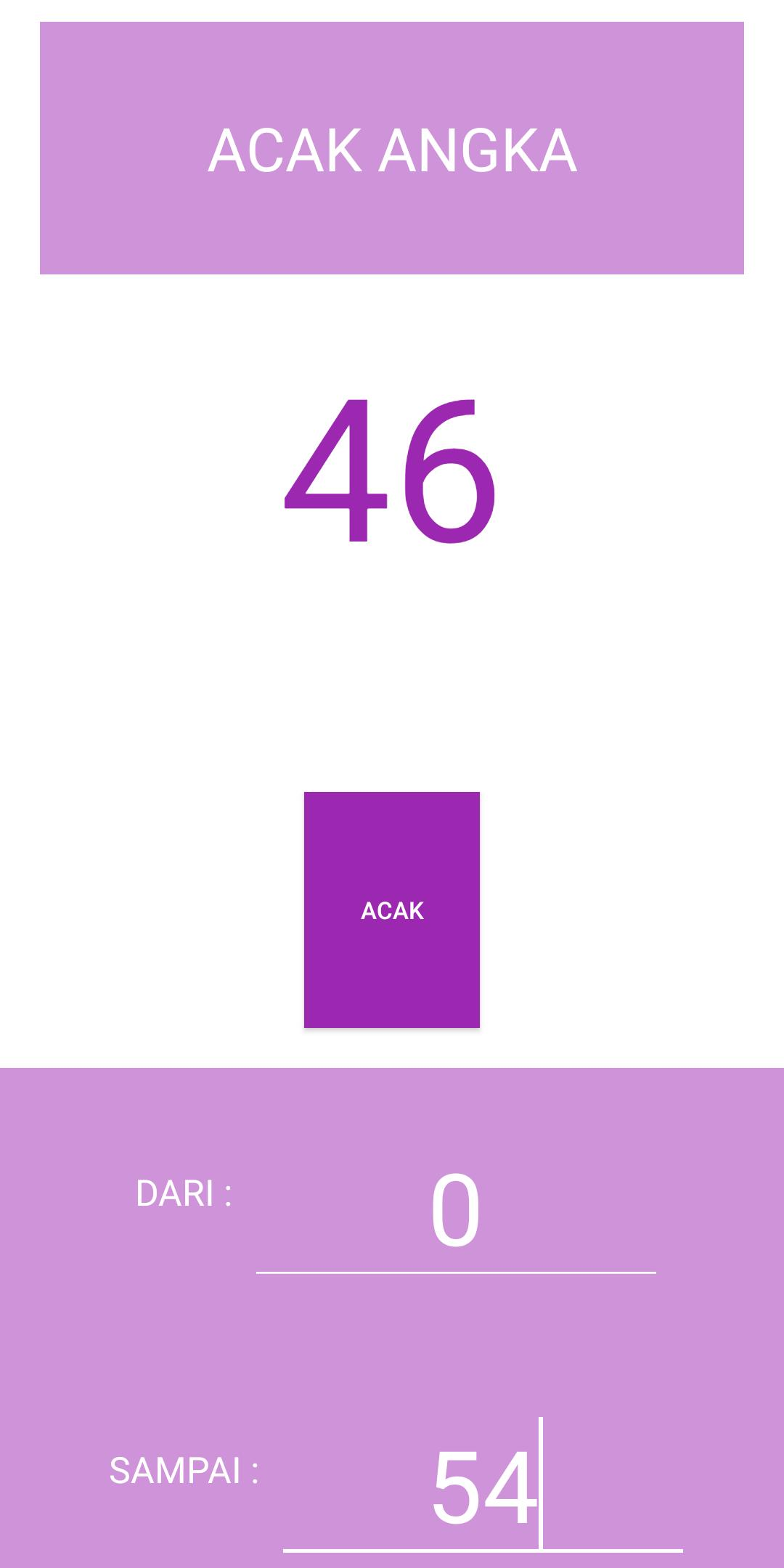 Acak Angka For Android Apk Download