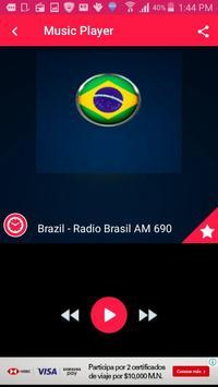 Radio 690 am radio station am radio online free poster