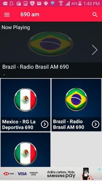 Radio 690 am radio station am radio online free screenshot 1