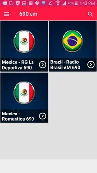 Radio 690 am radio station am radio online free screenshot 2
