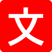 Cross translate icon