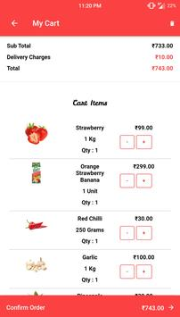 ProBasket - Online Grocery Store And Much More. screenshot 5