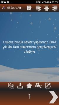 Yılbaşı Mesajları 🎊 poster