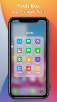 Launcher for iPhone 12 – iOS 14 Launcher screenshot 5