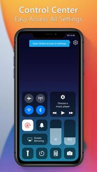 Launcher for iPhone 12 – iOS 14 Launcher screenshot 1