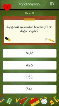 3. Sınıflar Matematik Testleri screenshot 9